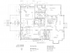 architectural floor plans 1rst Floor 2nd Street Ann Arbor - Acheson Builders