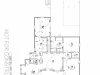 before remodeling by Acheson Builders: architectural floor plans test Floor 2nd St Old West Side Ann Arbor Michigan