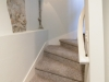 photo of curving basement stairs after remodeling by acheson-builders-2nd-Street-Ann-Arbor-AFTER--43