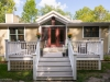 photo of new deck and back of house entrance after remodeling by acheson-builders-2nd-Street-Ann-Arbor-AFTER--46