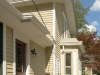 photo of side exterior of side door and bumped-out extension after remodeling by acheson-builders-2nd-Street-Ann-Arbor-AFTER--49