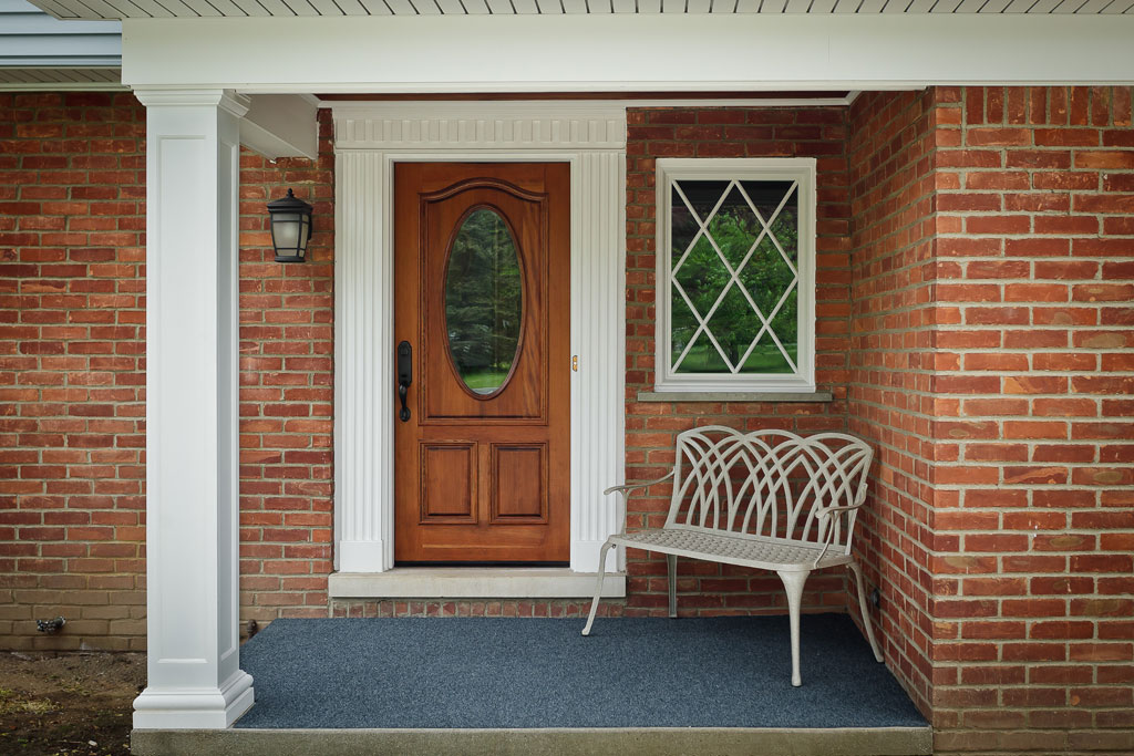 SUL - Addition Front Door Plus Porch - exterior