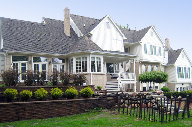 Pickford - Porch Addition - exterior
