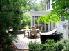 Ann Arbor - deck and sunroom - exterior
