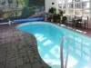 Enclosed Pool Addition - After - S. Service
