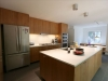Custom Kitchen Cabinets and Island by Acheson Builders
