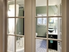 Juniper Lane House - Master Bath French Doors