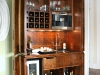 Pickford House - Armoir Wet Bar